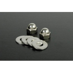 Shockabsorber 2 nuts and 4 washers by Takegawa 00-00-0412