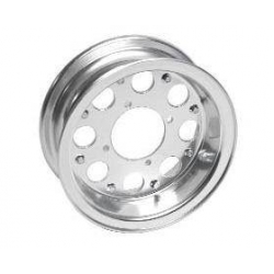 Alu wheel 10 inch x 2.5 with 8 holes