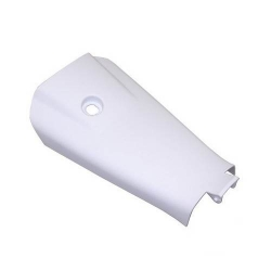 White battery cover for Mbk Nitro / Yamaha Aerox