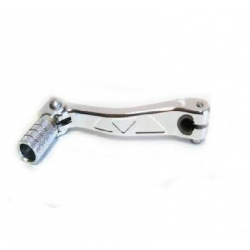 CNC gear change pedal - polished alu for Honda Dax ST CT Cub Monkey and Skyteam