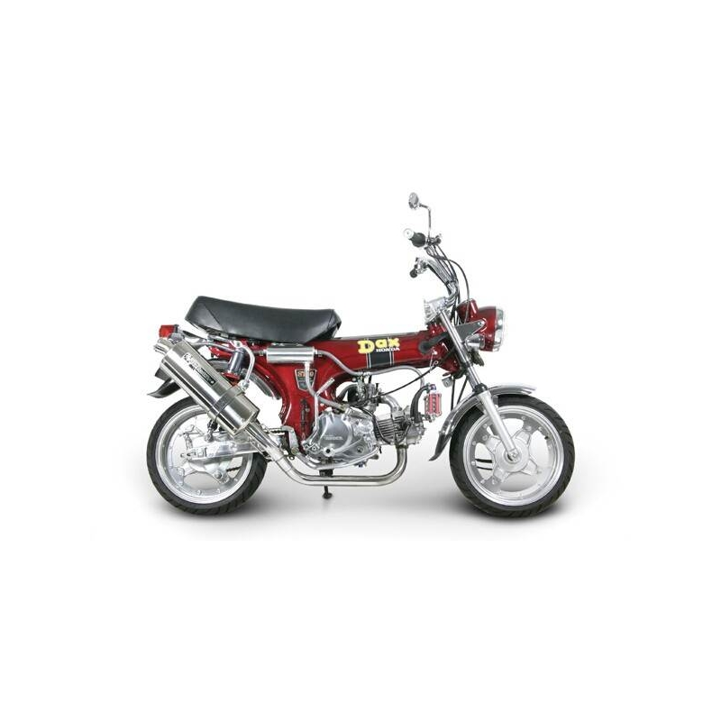 Takegawa Power exhaust with oval silencer for Dax ST CT Cub