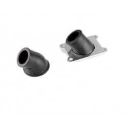 Manifold Derbi Senda and GPR adjustable with 2 different inlet rubber