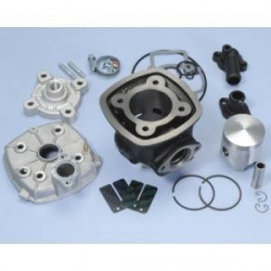 Cylinder kit 47mm Polini gietijzer voor Piaggio LC 140.0183