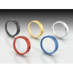 Kitaco CNC speedometer ring for Honda Monkey Gorilla Ape - various colors