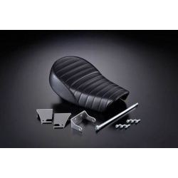 Selle Monkey G-CRAFT Black Stepped Tuck n' Roll réservoir 4Lt