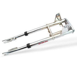 Front fork chrome plated Puch Maxi