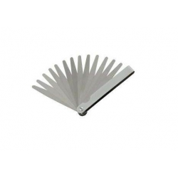 Blade Feeler / thickness Gauge 13 pieces from 0.05 to 1.0 mm