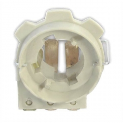 Koplamp fitting Bw's / Booster en Ovetto / Neo's en DErbi voor BA20D lamp