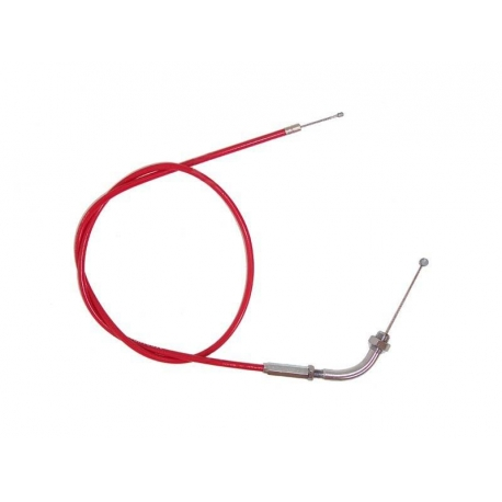 Throttle cable Kitaco red for Pwk carburator