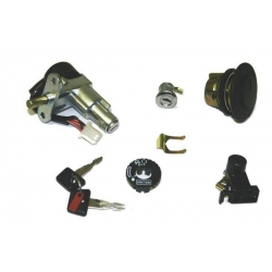 Ignition switch - lock for CPI Oliver - Generic Cracker - Keeway Focus