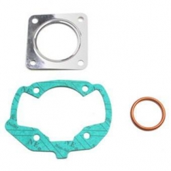 Gasket set Airsal T6 Ø47.6mm for Peugeot horizontal AC