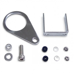 Takegawa chrome meter stay kit - 2 different diameter