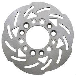 Brake disc Speedfight front and rear. Replay
