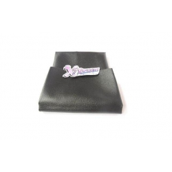 Seat cover black for CPI Hussar