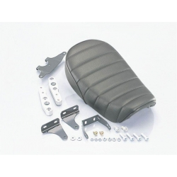 Seat TL piping black Kitaco for Gorilla
