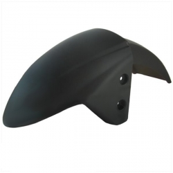 Front mudguard black mat for Kymco Agility