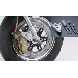 Support pince brembo 4p fourche KSR