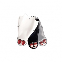 Underseat tray MTKT Aprilia RS 50 with dubble leds rear light