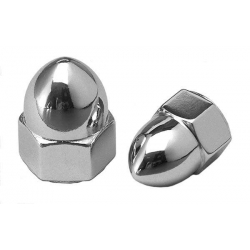 Acorn nut / ecrou M10 x 1.25 chrome