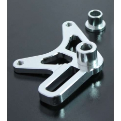 CNC brake caliper bracket type crab (84mm) for Monkey Singa Skymini swingarm