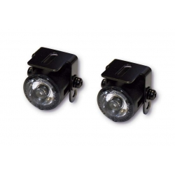 Paar van leds lamp mini 24.7 mm diameter