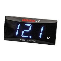 Volt meter Koso for 12volts DC