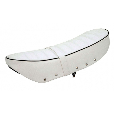 White Low seat for Dax 12V-Skyteam