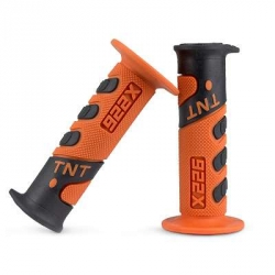 Handgrip TNT Cross Black / Orange