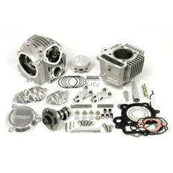Bore up kit Takegawa Super-Head 4V+R 88cc cylinder kit