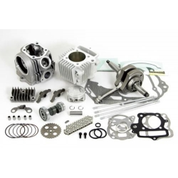 Bore up kit Takegawa R-Stage + D 124cc 12V decompressor  01-06-0013