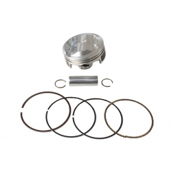 Piston kit Takegawa Superhead 4V + R 125cc S-cut SOHC 01-02-6029