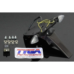 Licence plate support Tyga for Honda MSX / Grom 125