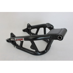 "Kepspeed swing arm ""birdcage"" for Dax +6cm in black color"
