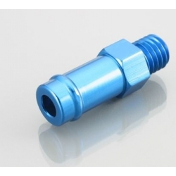 Oil nipple M8x1.25 / Ø8mm blue