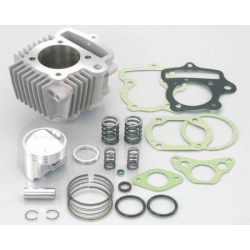 Bore up kit 88cc KITACO for Dax 6v 72cc cylinderhead cylinder kit