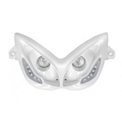 Headlight - front light for Nitro / Aerox R8 look : white