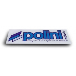 Sticker Polini 160 x 60mm 097.0033
