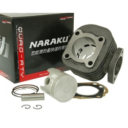 Cylinder kit Ø48mm Naraku for Kymco 2T