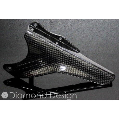 Chainguard Dax 6 volts look in real carbon