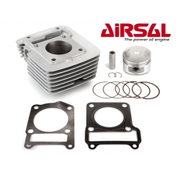 Airsal 57.4mm Bore Up kit voor Yamaha YBR 125