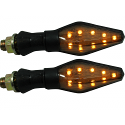 Pair of winker led Triangle 19L