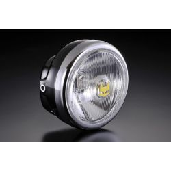 Marchal light with back case for Honda Monkey