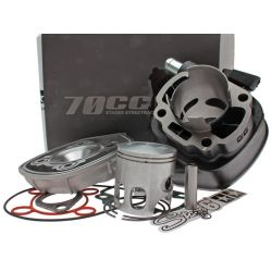 Cylinder kit Ø47mm 70cc Stage 6 Street-race Mina Horizontal LC