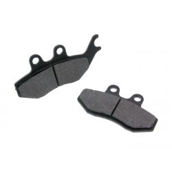 Brake pads set RIEJU / RS2