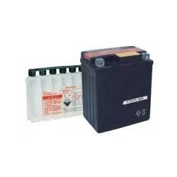 Battery with acid CTX7L-BS / YTX7L-BS 12V 6Ah : 111 X 70 X 130 mm