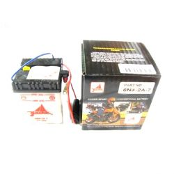 Battery / Accu 6N4-2A-7 Yacht Honda MT / MB