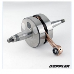 Crankshaft Doppler ER1 for Derbi Pro DRD and Aprilia RS from 2006 with Euro 3 / Piaggio engine euro 3