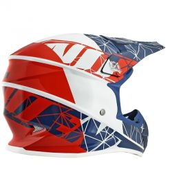 Cross helmet NoEnd Origami Patriot