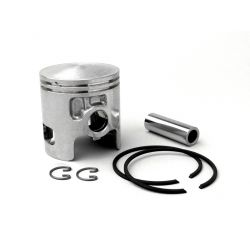 Piston kit Polini for Wallaroo and Peugeot 103 46mm for cast iron cylinder