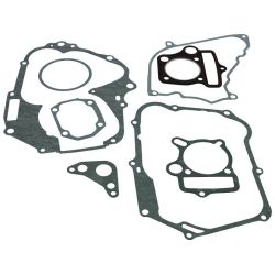 Complete gasket set 125 cc Lifan with electric starter engine